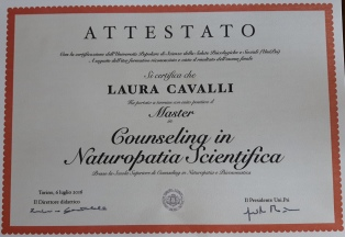 master naturopatia